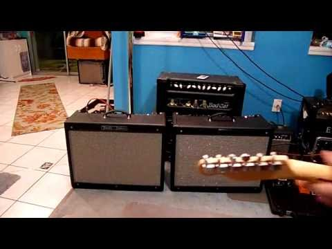 **Fender USA vs Mexican hot rod deluxe Amps!**