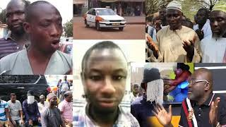 AHMED RECEIVES A LOT OF TH.RE.AT$ BEFORE KENNEDY AGYAPONG SHOWS HIS PIC ON TV