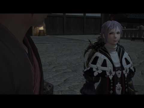Final Fantasy XIV Job Quest: Foxfire [Lv 70 AST]