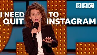Social media 'inspiration quotes' are the WORST | Live At The Apollo - BBC