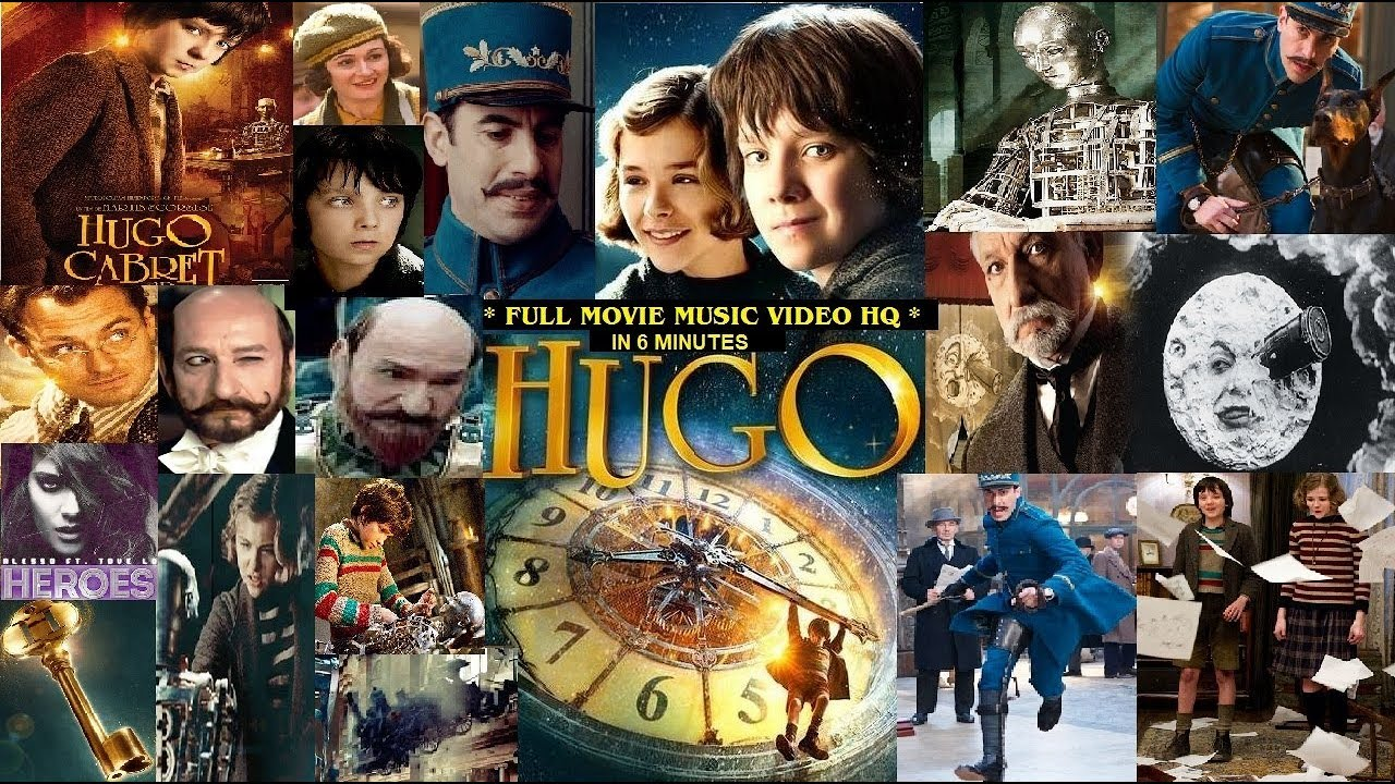 Hugo Full Movie In 6 Min Ft Asa Butterfield Chloe