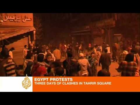 Egypt cabinet resigns as Cairo protests intensify