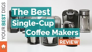 best single cup coffee maker review