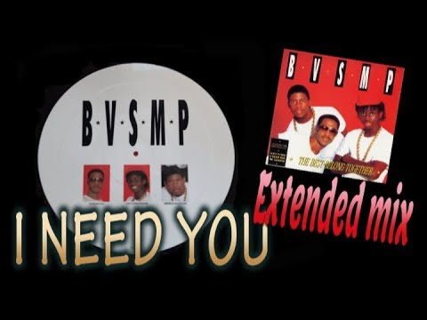 BVSMP - I need you- extended mix