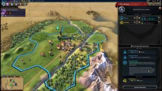 Civilization VI News - City States and Envoys