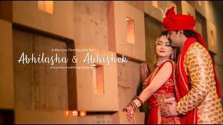 Wedding Teaser 2019 | Abhilasha & Abhieshak | Best  Makeup Artist  | Khurana Filmography