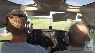 Private Pilot Lesson 17 - Pre-Solo Landing Practice II