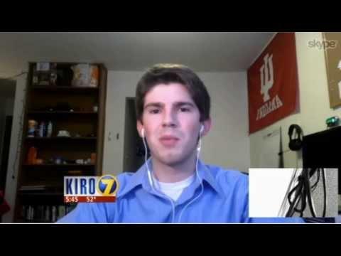Matt Vukas on CBS News Seattle (KIRO-TV) - Comcast buyout and Netflix throttling