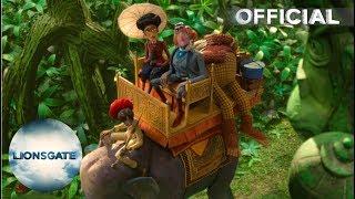 "Missing Link - Clip ""Elephant Ride"" - In Cinemas April 5"
