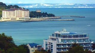 видео Отдых в Болгарии на курорте Св. Влас