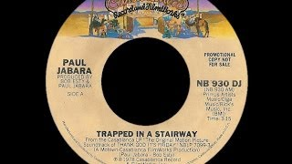 Paul Jabara ~ Trapped In A Stairway 1978 Disco Purrfection Version