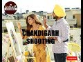 Making of Qismat movie | Qismat movie shooting chandigarh | Qismat sargun mehta live scene