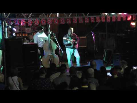 Restless Live at The Broadway Rockabilly Festival 2016