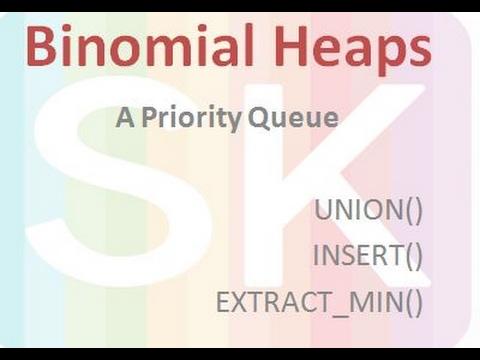 Binomial Heap: Part 2 (UNION operation, INSERT, EXTRACT_MIN etc.)
