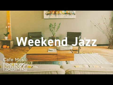 Weekend Jazz: Relaxing Hip Hop Jazz - Chill Out Jazz Beats & Slow Jazz for Working at Home