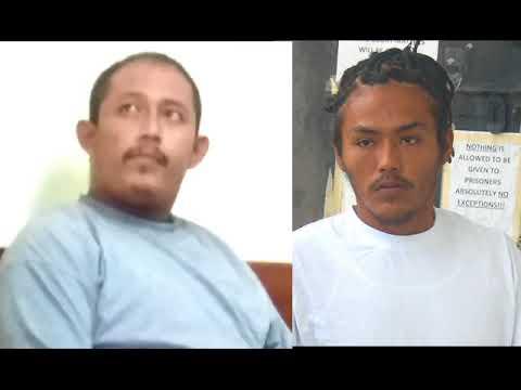 2 Belize City Men Arraigned for Murder of Windell Gibson