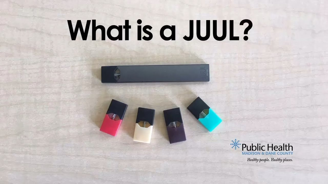 What is a JUUL  YouTube