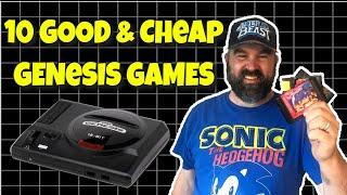 10 Good & Cheap Sega Genesis Games Still Found Today