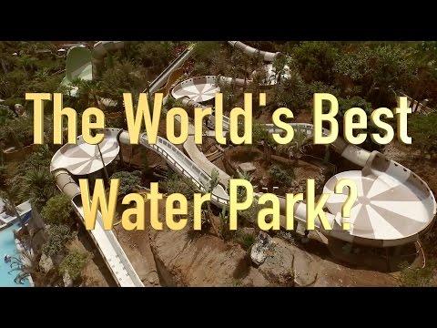 Tenerife: Siam Park - World's Best Water Park