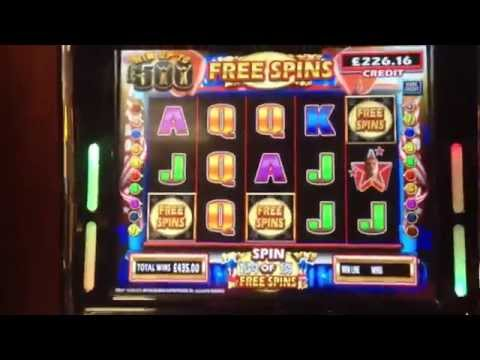 Rocky Fruit Machine £500 Jackpot Off Free Spins