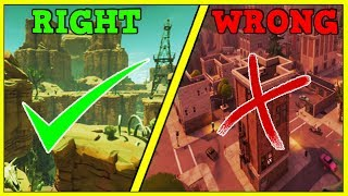 RANKING EVERY 'NAMED LOCATION' FROM WORST TO BEST! | Fortnite Battle Royale!