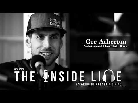 The Inside Line Podcast - Gee Atherton (No Video)
