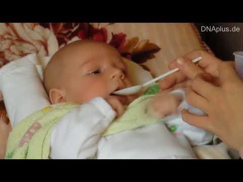 DNA+Baby 100+ Neugeborenen Untersuchung auf 101 Krankheiten