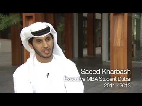 MBA In Dubai Alumni Testimonials For The Cass Business School Executive MBA In The UAE