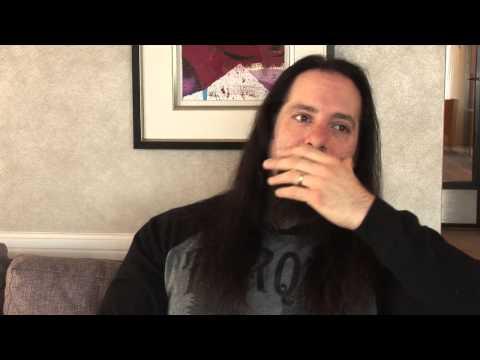 Dream Theater interview - John Petrucci (part 1)