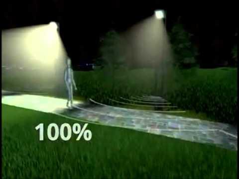 Видео Опора наружного уличного освещения металлическая стальная оцинкованная круглая коническая 10м