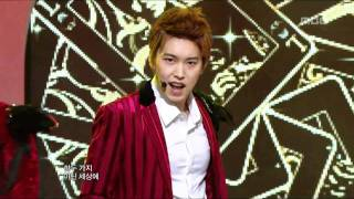 Download Mp3 Super Junior - Mr.simple, 슈퍼주니어 - 미스터심플, Music Core 20111224