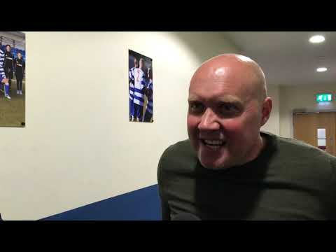 POST MATCH INTERVIEW - Oxford City 2-0 Concord Rangers