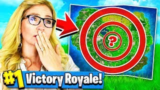 Using my MOM to WIN in Fortnite Battle Royale!