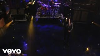 The Killers - Flesh and Bone (Live On Letterman)
