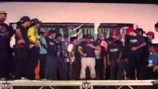 Manila Madnezz 2: Duel: Soulja Xybroid vs D.O.D (3rd battle)
