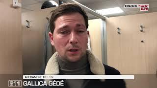 Paris Turf TV   Un croissant un gagnant   Alexandre Pillon  Gallica GeМЃdeМЃ