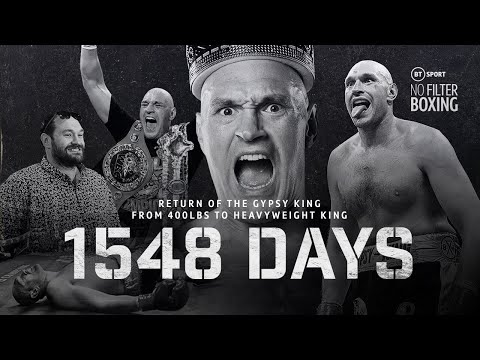 1548 Days: Return of The Gypsy King full documentary