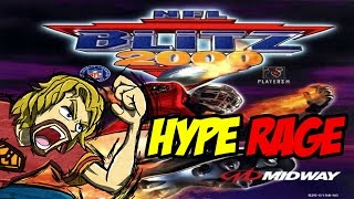 YoVideogames! NFL Blitz 2000 Hype & Rage Compilation (by Hawke525)
