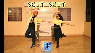 Suit Suit - Hindi Medium | BollyHop + Bhangra Choreography | Beat It