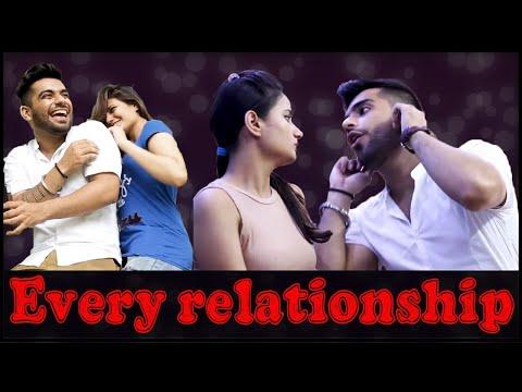 Every Relationship | Ojas Mendiratta Ft. Namra Qadir