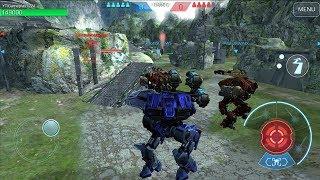War Robots Test Server 4.3.0 (506) Android Gameplay #2