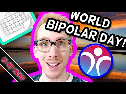 World Bipolar Day 2018 Rapid Cycling And Cyclothymic Disorder | 🗽 In My Head