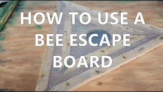 mudsongs.org:  How To Use an Escape Board