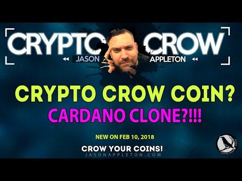 Crypto Crow Coin Cardano POS Fork?
