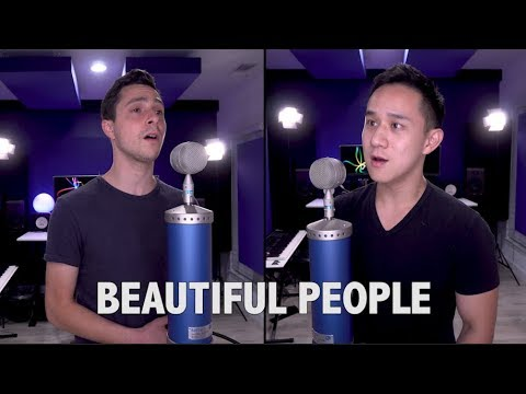 Download Lagu  Beautiful People - Ed Sheeran ft. Khalid Jason Chen x Dan Berk Acoustic Mp3 Free