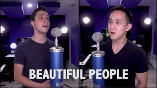 Download Beautiful People - Ed Sheeran ft. Khalid (Jason Chen x Dan Berk Acoustic) Mp3