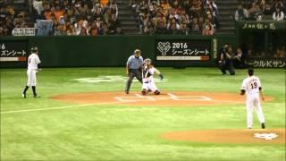 高橋由伸選手の最終打席は、菅野-阿部のバッテリーとの対決でした。 レ...