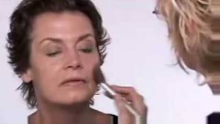 Уроки красоты: 56 Jordan Возрастной макияж(, 2010-01-24T13:52:33.000Z)