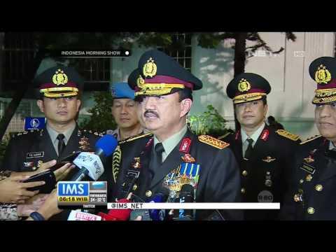 Jenderal Polisi Budi Gunawan Resmi Dilantik Menjadi Kepala BIN