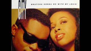 Inner City - Watcha Gonna Do With My Lovin